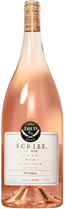 2019 Estate Rosé of Pinot Noir MAGNUM